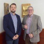 Hasborn: Dr. Eric Planta neuer Direktor des Landesinstituts für Präventives Handeln