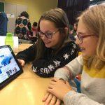 Theley: Medienkompetenz-Workshop für die Klassen 5 und 6 der Gemeinschaftsschule Schaumberg