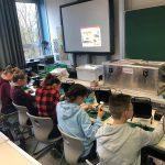 St. Wendel: Mobile Wissenswerkstatt zu Besuch am Cusanus Gymnasium