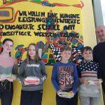 Theley: Jolina Ziegler gewinnt den Vorlesewettbewerb an der Gemeinschaftsschule