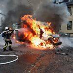 St. Wendeler Feuerwehr im Imagefilm saarländischer Feuerwehren