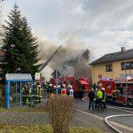 Steinberg-Deckenhardt: Mann steht nach Familienstreit in Flammen