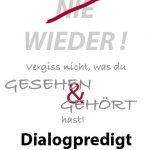 """St. Wendel: """"Vergiss nicht, was du gesehen und gehört hast!"""" – Dialogpredigt gegen das Vergessen am Sonntag"""