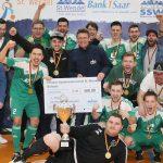 St.Wendel: SV Leitersweiler ist Hallen-Stadtmeister 2020