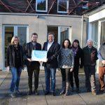 Berschweiler: 30.000 € für die Biberburg