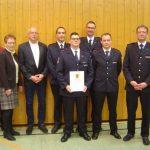 Otzenhausen: Florian Janowski zum stellvertretenden Wehrführer gewählt