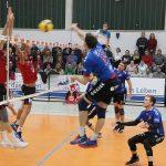 Bliesen: Die Siegesfolge der Volleyballer reißt nicht ab