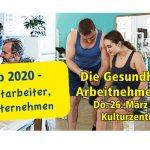 St. Wendel: Fit im Job – Die Gesundheitsmesse für ArbeitnehmerInnen