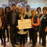 St. Wendel: Unterstützung für Brustkrebspatientinnen und hilfsbedürftige Familien – Ally hilft e.V. spendet 3000 Euro