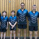 Tischtennis Niederlinxweiler: Topspiel der Bezirksklasse endet mit Niederlage für den TTV