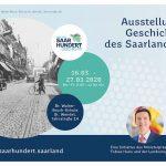 St. Wendel: Dr.-Walter-Bruch-Schule zeigt Wanderausstellung zur Geschichte des Saarlandes