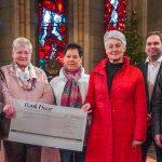 Theley: Frauengemeinschaft spendet über 10.000 Euro an den Förderverein für die Pfarrkirche St. Peter