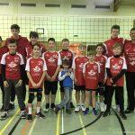 Volleyball: Bliesens U14 wird Saarlandmeister
