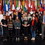Gemeinschaftsschule St. Wendel besucht Europarlament in Straßburg
