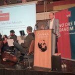 """St. Wendel: SPD-Neujahrsempfang – """"Das Jahr 2020 ist kein Jahr, in dem wir uns ausruhen können"""""""