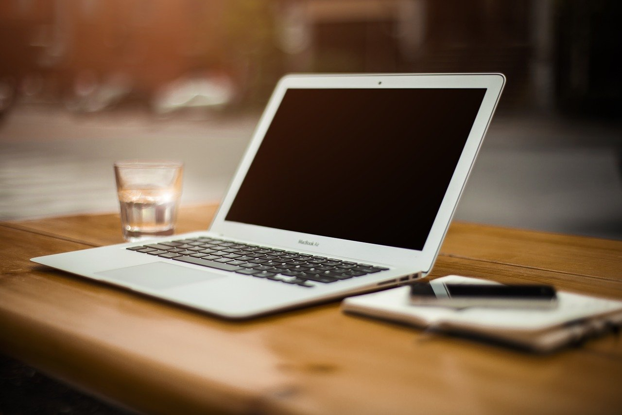 Laptop, PC, Homeoffice, Online
