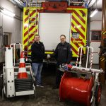 Nohfelden: Zusätzliche Ausstattung der Feuerwehr mit Einpersonenhaspeln
