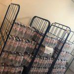 Geste der Solidarität: Schwollener Sprudel spendet 30.000 Flaschen an Pflegekräfte