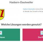 Hasborn-Dautweiler setzt auf den Dorffunk