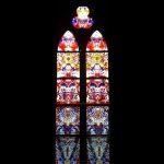 Abtei Tholey: Erstes Richter-Fenster in München vorgestellt
