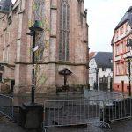 Kreisstadt St. Wendel erneuert Bodenbelag in Fußgängerzone
