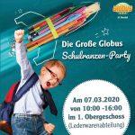 Schick und sicher in den Schulstart – große Schulranzen-Aktion bei Globus St. Wendel