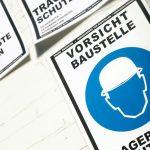 Gedenkminute für verunglückte Arbeitnehmer im Kreis St. Wendel