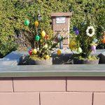 Eitzweiler: Auch dieses Jahr gab es wieder einen Osterbrunnen