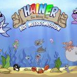 """Familien-Videokonzert mit """"Hainer, der kleine Hai"""""""