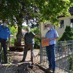 Niederkirchen: Wildbienen sollen Bibelgarten besuchen
