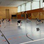Gemeinschaftsschule Schaumberg Theley bleibt auch in Corona-Zeiten sportlich aktiv