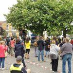 Corona, Verschwörung und Schlossplatz – wie eine Demo entgleiten kann