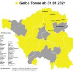 Landkreis St. Wendel: Die Gelbe Tonne kommt!