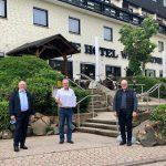 Tourismusregion St. Wendeler Land hat stark gelitten  – DEHOGA Saarland unterstützt Gastrobetriebe mit Info-Kampagne