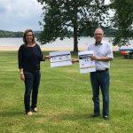 Strandbäder Bosen und Gonnesweiler ab Samstag wieder geöffnet