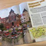 Freiwillige Feuerwehr St. Wendel in Juli-Ausgabe des Feuerwehr-Magazins
