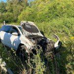 Verkehrsunfall in Güdesweiler