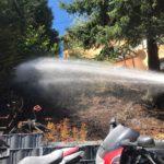 Brand in Alsweiler rechtzeitig durch Anwohner entdeckt