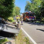 2 schwere Unfälle in der Gemeinde Nohfelden