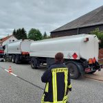 Gehweiler: Feuerwehr wird zu Tanklastzug gerufen