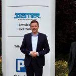Ministerpräsident Tobias Hans auf Sommertour im Kreis St. Wendel