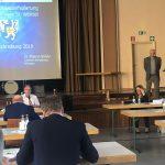 Feuerwehren im Landkreis gut aufgestellt – Ehrenamt entlastet Kommunen um 17 Mio. Euro