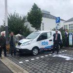Ein weiterer Schritt zur Smart City – Digitalisierung und Nachhaltigkeit vereint im neuen Ladekonzept der E-Mobilität für St. Wendel