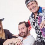 Marcel, Anisha und Yann Loup Adam stellen ihre erste gemeinsame CD vor