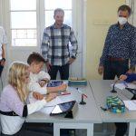 Gymnasium Wendalinum erneut MINT-freundliche und Digitale Schule