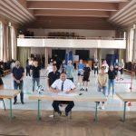 Kicken und Lernen am Gymnasium Wendalinum