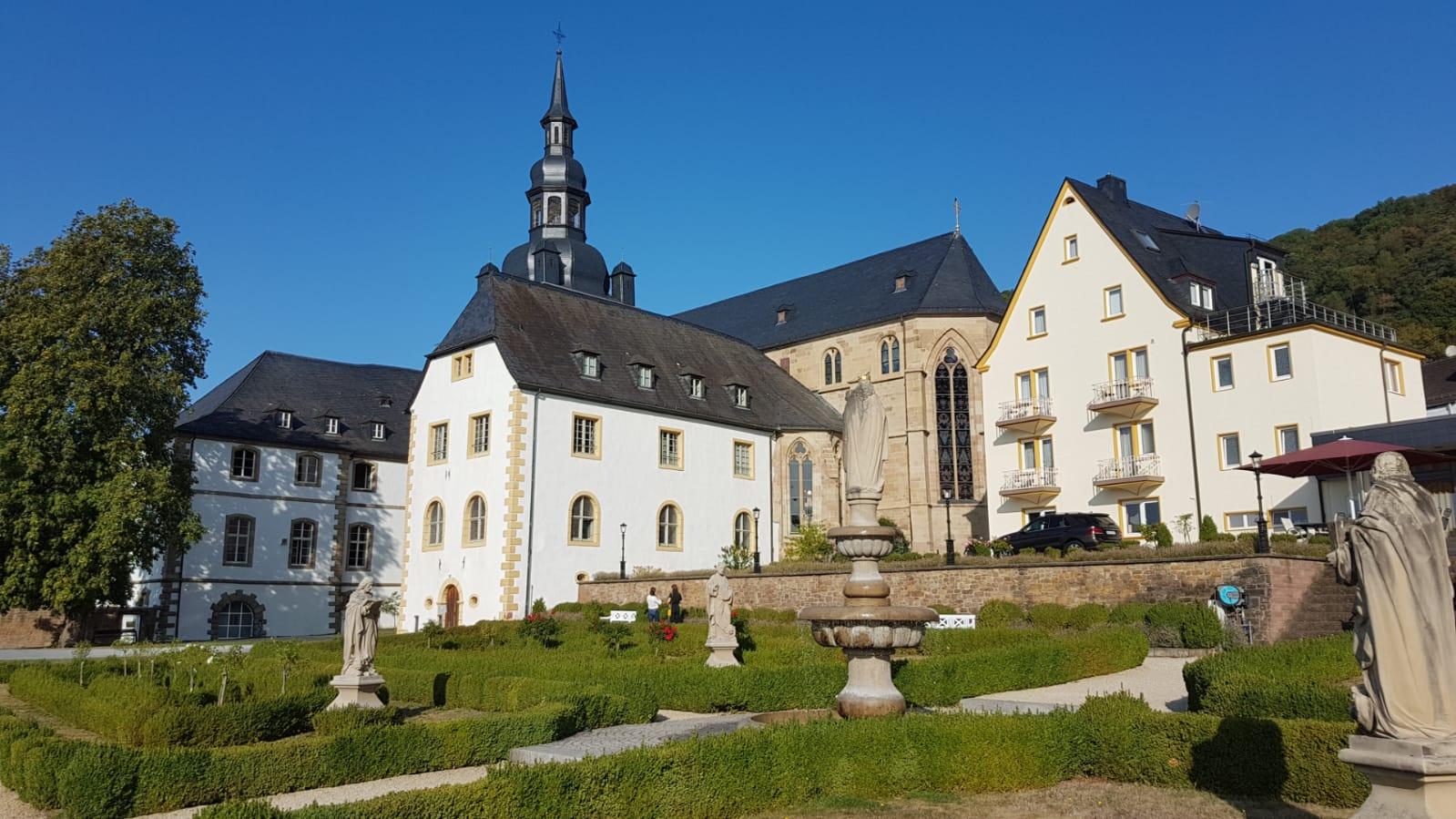 Abtei Tholey Barockgarten