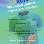 """Alle können mitmachen! CoRUNa – virtueller Run der Lebenshilfe St. Wendel: """"Wir Laufen Anders"""""""