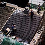 Trotz Corona volle Auftragsbücher – IG Bau fordert mehr Geld für Dachdecker