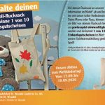 Der Weltkindertag im Globus St. Wendel – Große Baumwollrucksack-Aktion für alle Kinder